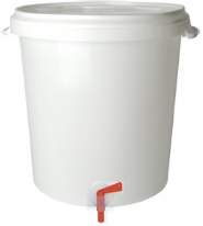 BREWFERM 30 l Basic Bottling Bucket With Tap And Filling Stick